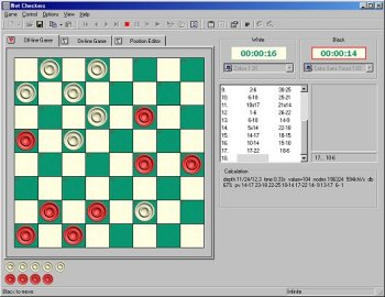 Download internet checkers board game for windows pc 24hourdownload.