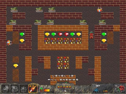 digger game online
