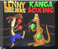 Lenny Loosejocks in Kanga Boxing