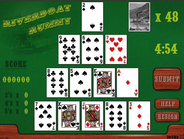 playing cards rummy games free download