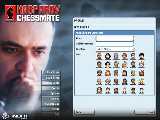 Download Kasparov Chessmate