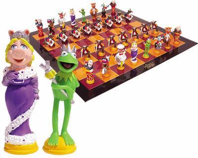 Muppets Chess