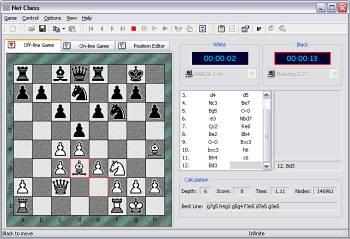 Net Chess