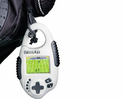 Clip Football Handheld