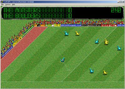 Football O Saurus