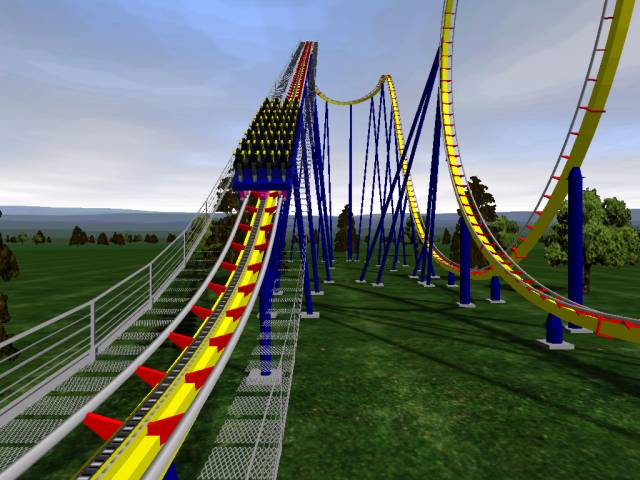 Nolimit Roller Coaster Simulate Real Rollercoaster Rides