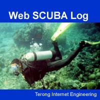 Web Scuba Diving Log