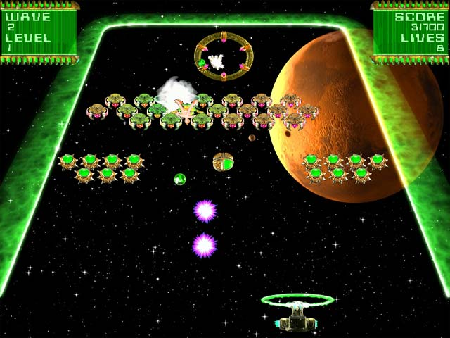 space invaders online game