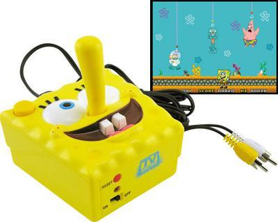 Sponge Bob plug and Play TV Game