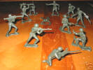 Plastic Army Men Set