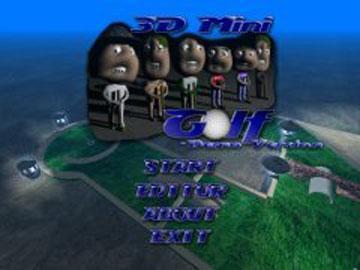 3d Mini Golf Crazy Weird And Wacky Miniputt Golf Courses