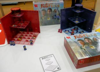 3D Stratego Fortress
