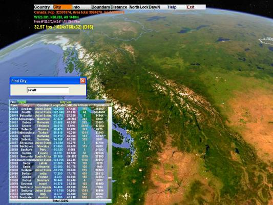 3d world map view browse the earth in 3d picture 5 publicscrutiny Images