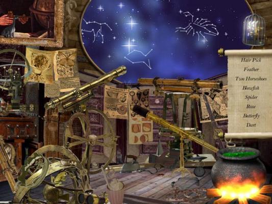 Abracadabra Magic Academy Finding magical objects hidden throughout ...
