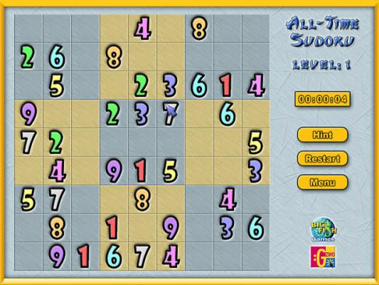 Play Free Sudoku a Popular Online Puzzle Game