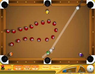 Backspin Billiards