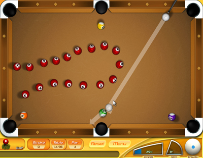 backspin billard gratuit