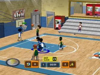 backyard basketball kids 2007 best basketball video game for kids