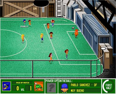 backyard soccer full complete soccer game software to download