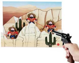 Bandito Shootout Game