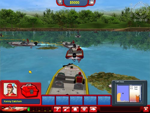 Tournaments play free online multiplayer internet game for Free online fishing games