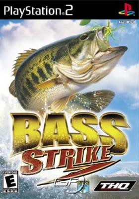 Bass strike play fishing games on your playstation 2 console for Bass pro shop fishing games
