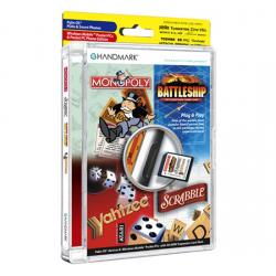 Battleship Yahtzee Monopoly Game Pack Palm