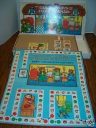 Bear Board Game