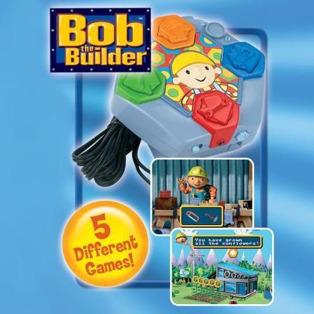 Bob the Builder Plug Play Game