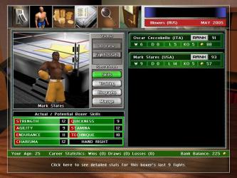 Boxing Management Software