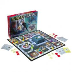 Break the Safe Game