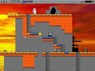 Brick Man