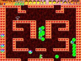 Bubble Bobble Nostalgie