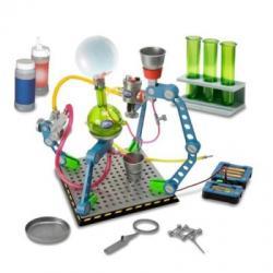 Bubble Experiment Lab