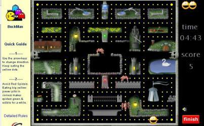 Buckman Pacman Multiplayer