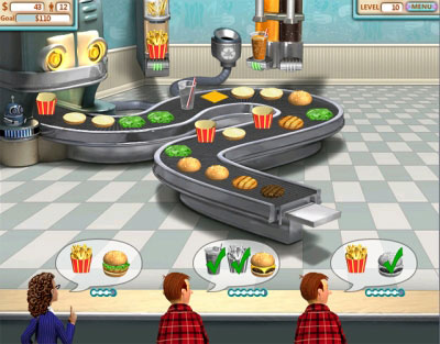burger shop 3 free online
