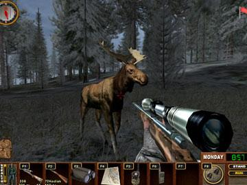hunter online game