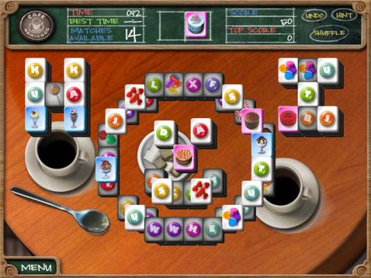 Coffee Cafe Game Online