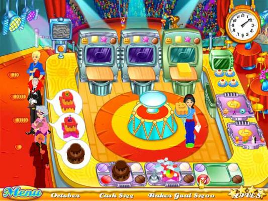 Cake Mania 3 Free Download - igg-games.com