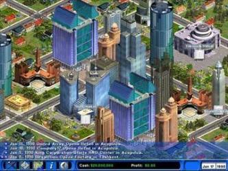 Capitalism II Business Simulation using marketing