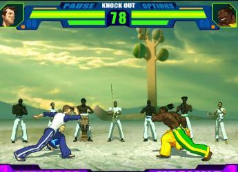 Capoeira Fighter III