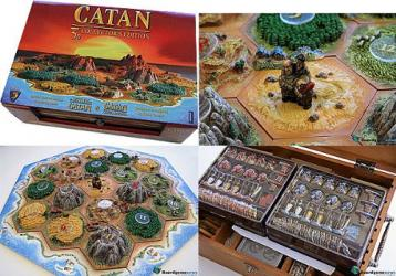 Catan 3D Collector Edition