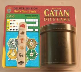 Catan Dice Game Deluxe