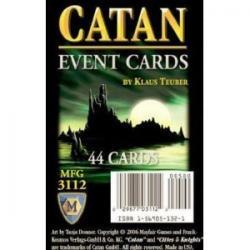 Catan Event Cards