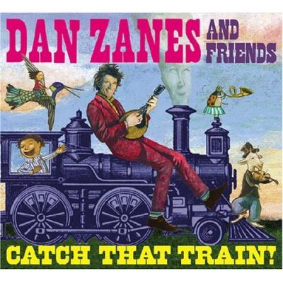 Catch That Train Dan Zanes And Friends Audio Cd