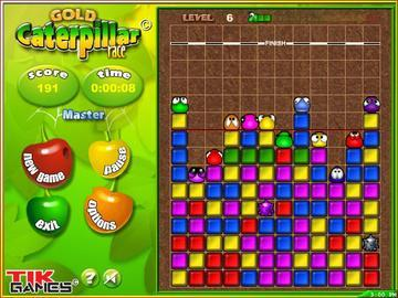 Caterpillar games online free