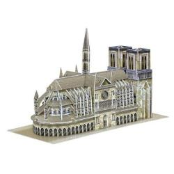 Cathedral Notre Dame Model
