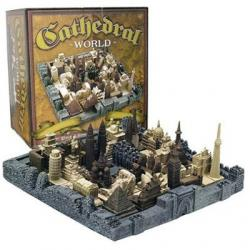 Cathedral World board game