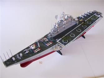 Challenger Remote Control Aircraft Carrier