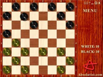 Checkers Challenge Mac